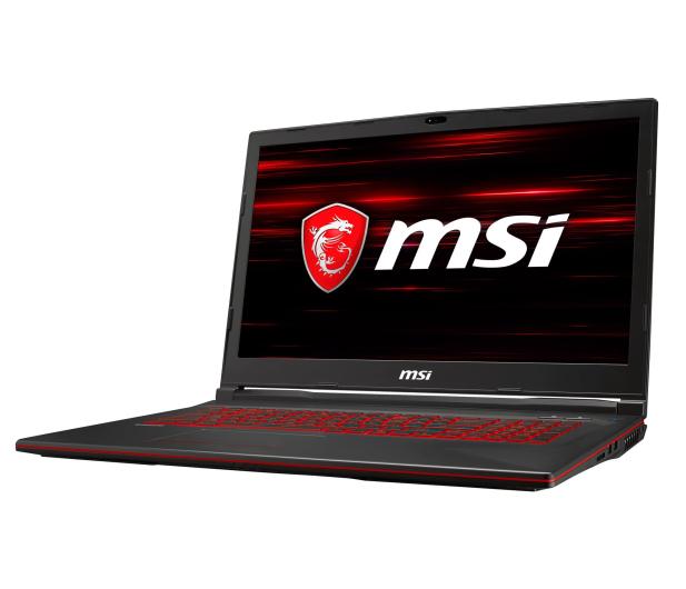 MSI GL73 i7-8750H/8GB/120+1TB/Win10X GTX1660Ti  - 493257 - zdjęcie 3