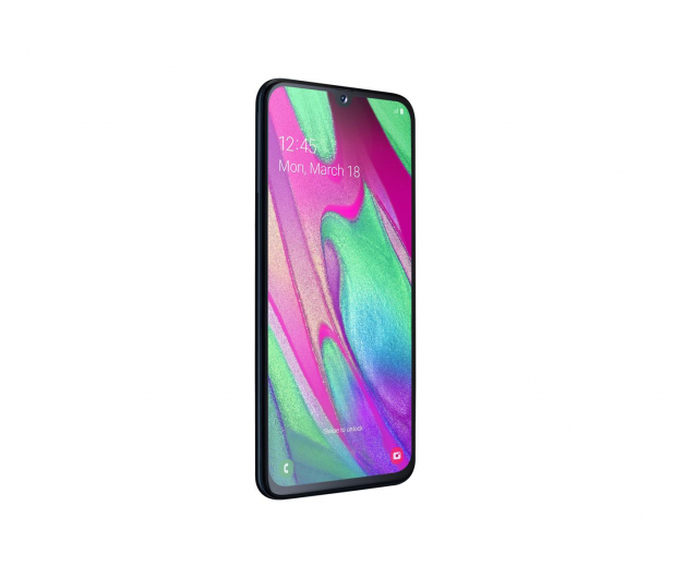 Samsung Galaxy A40 SM-A405FN Black  - 487572 - zdjęcie 5