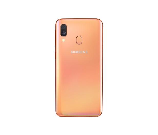 Samsung Galaxy A40 SM-A405FN Coral - 487576 - zdjęcie 3