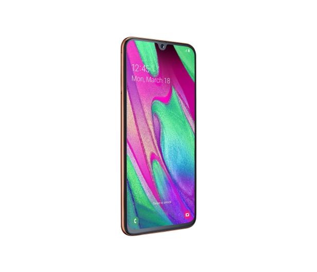 Samsung Galaxy A40 SM-A405FN Coral - 487576 - zdjęcie 5