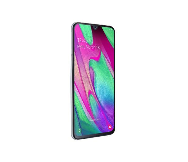 Samsung Galaxy A40 SM-A405FN White - 487574 - zdjęcie 5