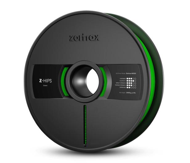 Zortrax Z-HIPS Green - 491103 - zdjęcie