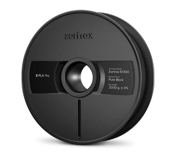 Zortrax Z-PLA Pro Pure Black - 491128 - zdjęcie