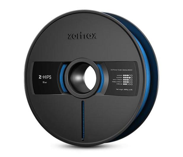 Zortrax Z-HIPS Blue - 491408 - zdjęcie