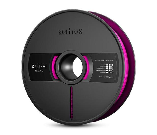 Zortrax Z-ULTRAT Neon Pink - 491317 - zdjęcie