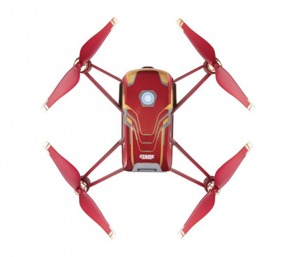 DJI Tello Iron Man Edition  - 491331 - zdjęcie 2
