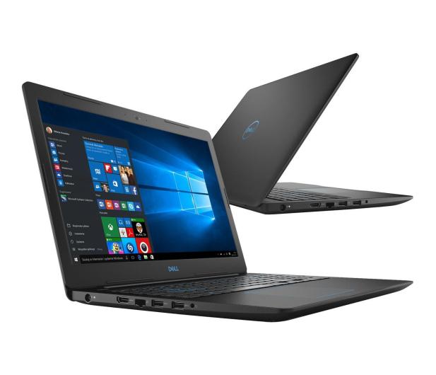 Dell Inspiron G3 i5-8300H/16GB/240+1TB/Win10 GTX1050Ti  - 489776 - zdjęcie