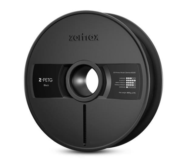 Zortrax Z-PETG Black - 491417 - zdjęcie