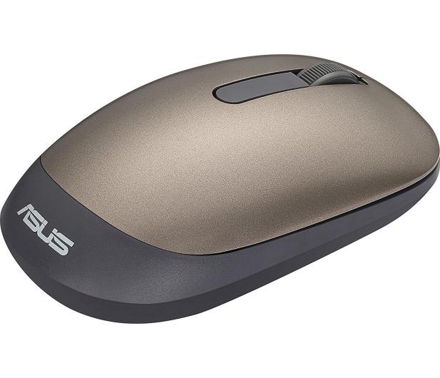 ASUS WT205 Wireless Mouse (złoty) - 491784 - zdjęcie 2