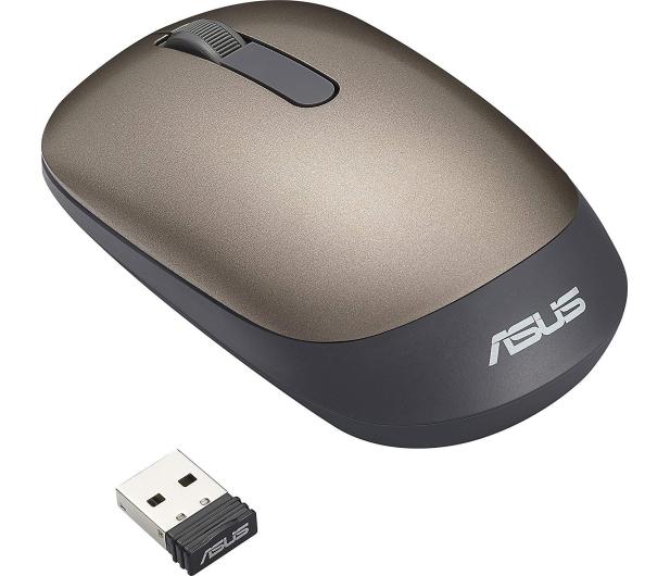 ASUS WT205 Wireless Mouse (złoty) - 491784 - zdjęcie 3