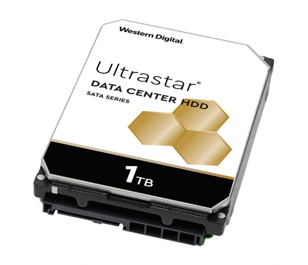 WD ULTRASTAR 1TB 7200obr. 256MB - 468758 - zdjęcie 2