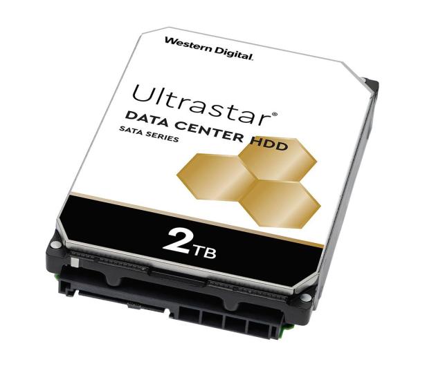 WD ULTRASTAR 2TB 7200obr. 128MB - 468759 - zdjęcie 2