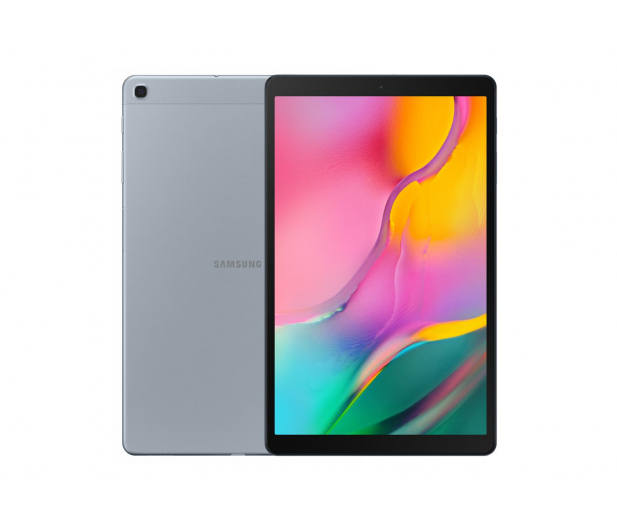 Samsung Galaxy Tab A 10.1 T510 WIFI Srebrny - 490918 - zdjęcie