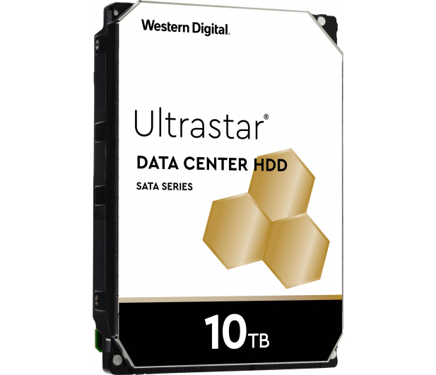 WD ULTRASTAR 10TB 7200obr. 256MB - 468762 - zdjęcie 3