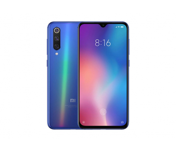 Xiaomi Mi 9 SE 6/128GB Ocean Blue - 491082 - zdjęcie