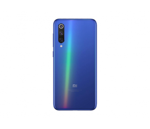 Xiaomi Mi 9 SE 6/128GB Ocean Blue - 491082 - zdjęcie 3
