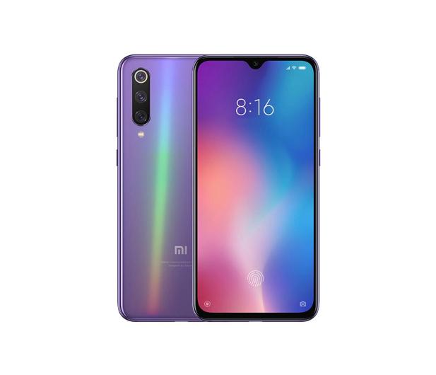 Xiaomi Mi 9 SE 6/64GB Lavender Violet - 491078 - zdjęcie
