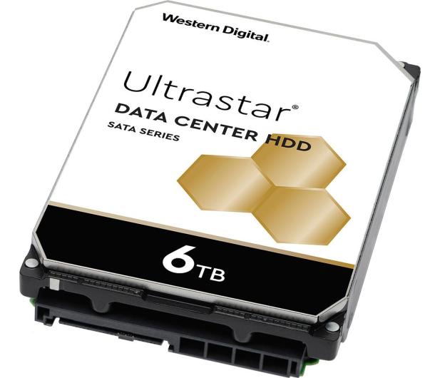 WD ULTRASTAR 6TB 7200obr. 256MB - 462274 - zdjęcie 2