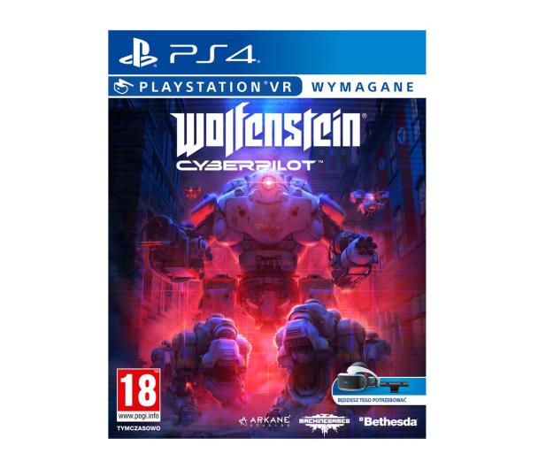 CENEGA Wolfenstein: Cyberpilot VR - 491885 - zdjęcie