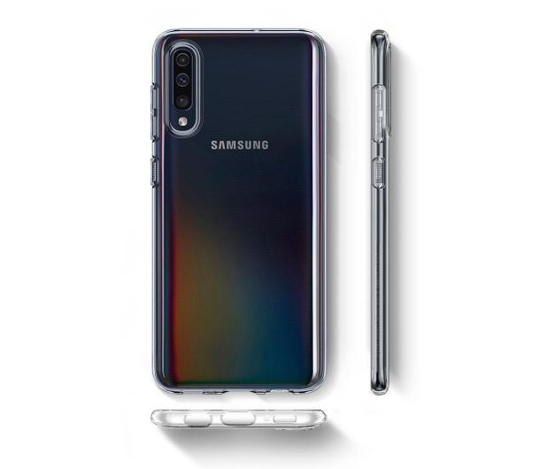 Spigen Liquid Crystal do Samsung Galaxy A50 Clear - 491953 - zdjęcie 3