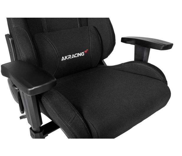 AKRACING Gaming Chair (Czarny) - 312255 - zdjęcie 9
