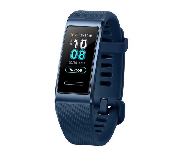 Huawei Band 3 Pro niebieski - 492199 - zdjęcie