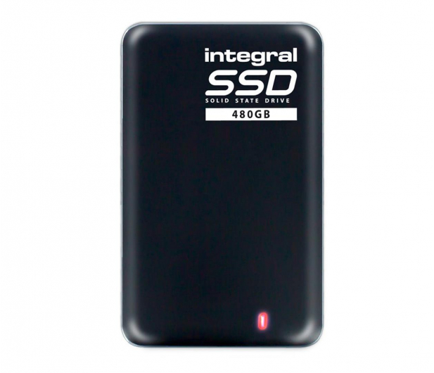 INTEGRAL Portable SSD 480GB USB 3.0  - 492170 - zdjęcie