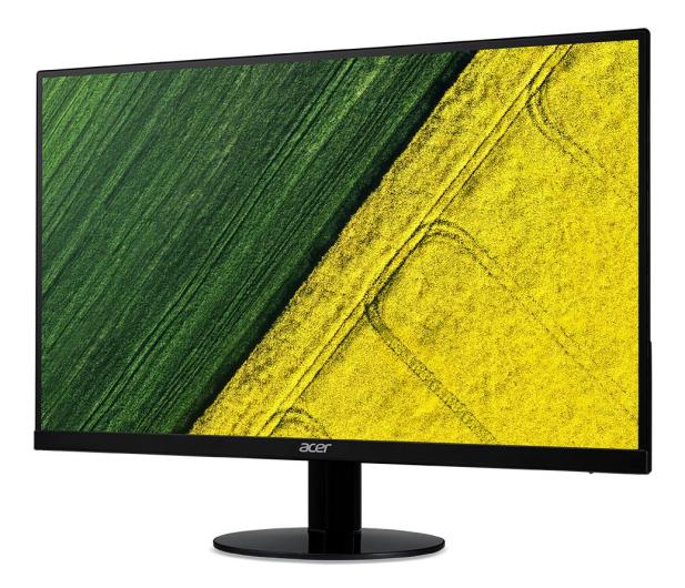 Acer SA220QABI czarny - 492467 - zdjęcie 2