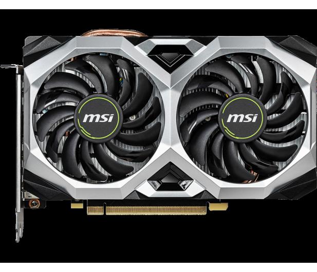 MSI GeForce RTX 2060 VENTUS XS OC 6GB GDDR6 - 492342 - zdjęcie 3