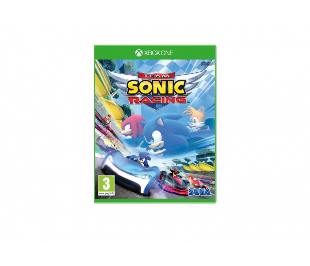CENEGA Team Sonic Racing - 433293 - zdjęcie