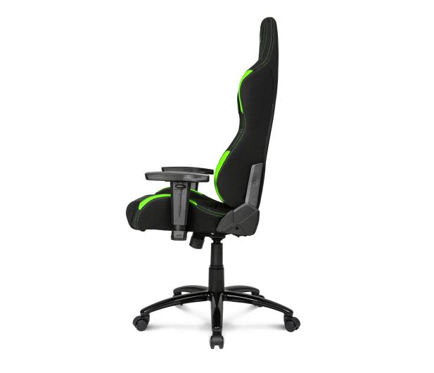 AKRACING Gaming Chair (Czarno-Zielony) - 312257 - zdjęcie 6