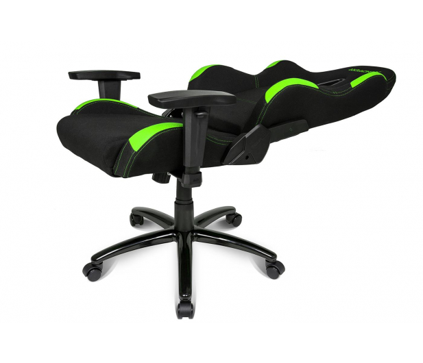 AKRACING Gaming Chair (Czarno-Zielony) - 312257 - zdjęcie 7