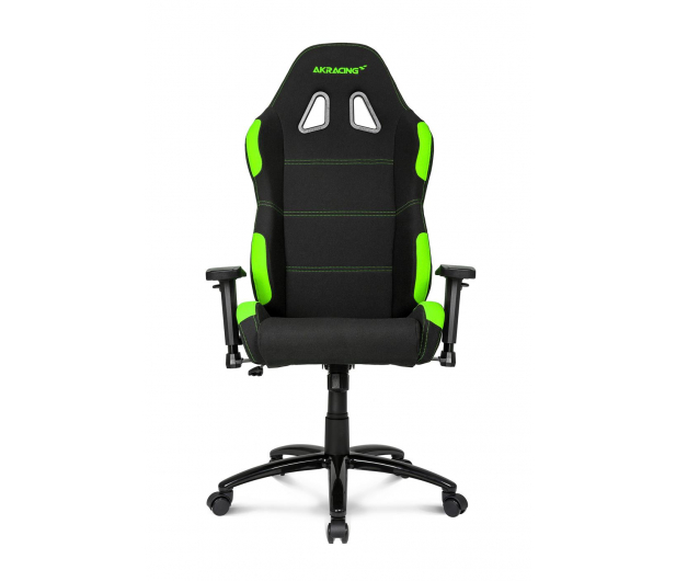 AKRACING Gaming Chair (Czarno-Zielony) - 312257 - zdjęcie 2