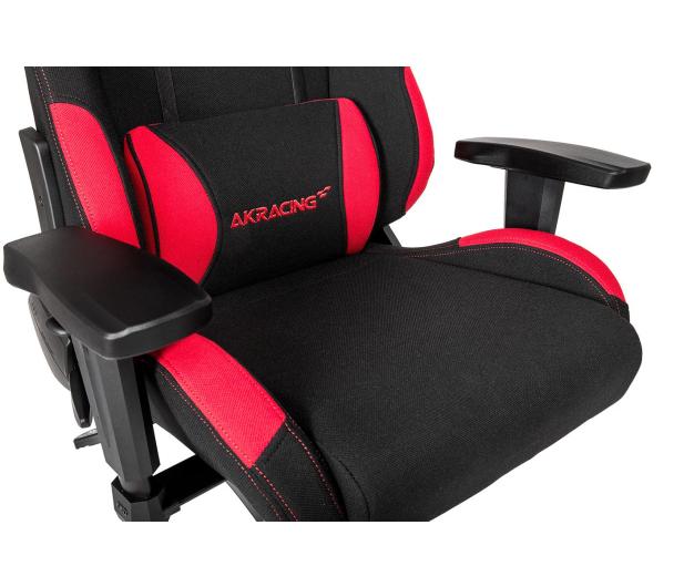 AKRACING Gaming Chair (Czarno-Czerwony) - 312259 - zdjęcie 9