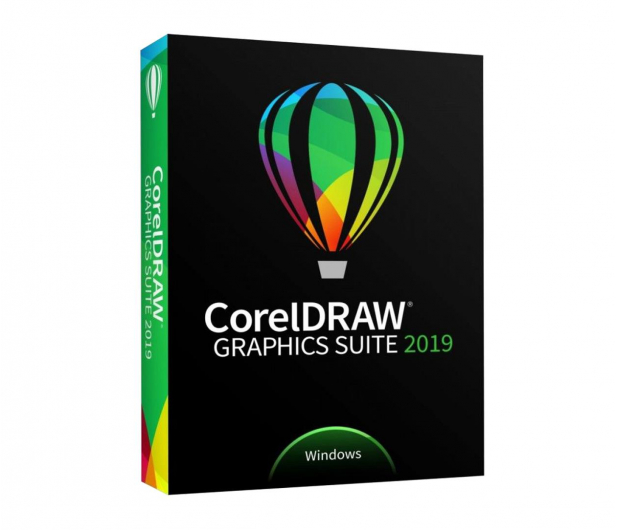 Corel CorelDRAW Graphics Suite 2019 PL BOX WIN [Upgrade] - 492695 - zdjęcie
