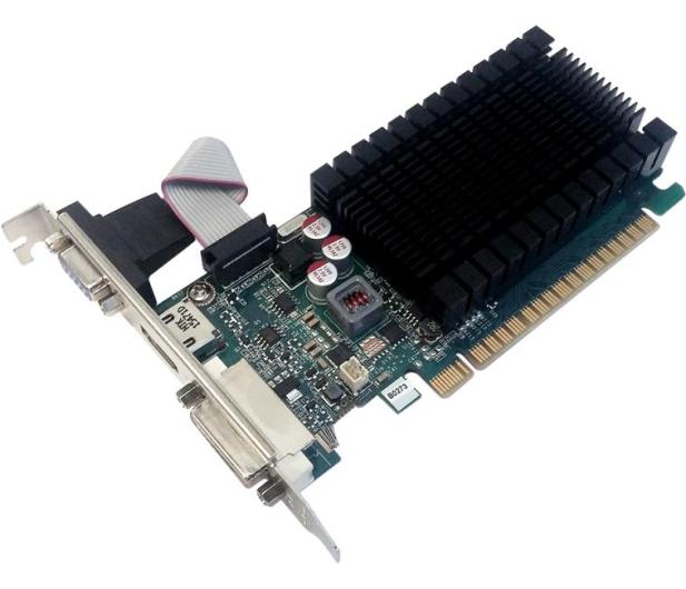 PNY GeForce GT 710 1GB DDR3 - 492487 - zdjęcie 2