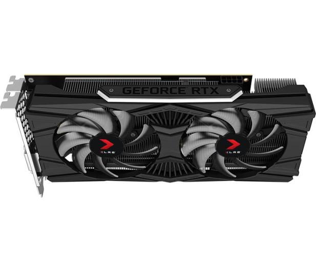 PNY GeForce RTX 2060 XLR8 Gaming OC TwinFan 6GB GDDR6  - 492505 - zdjęcie 5