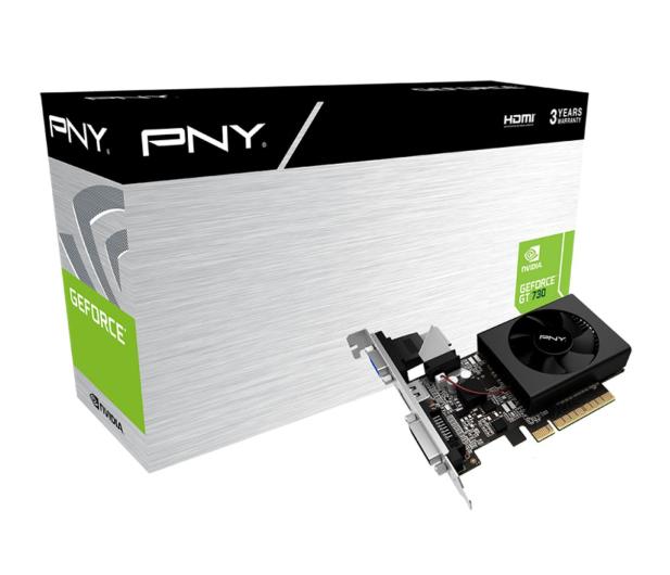 PNY GeForce GT 730 2GB DDR3 - 492493 - zdjęcie
