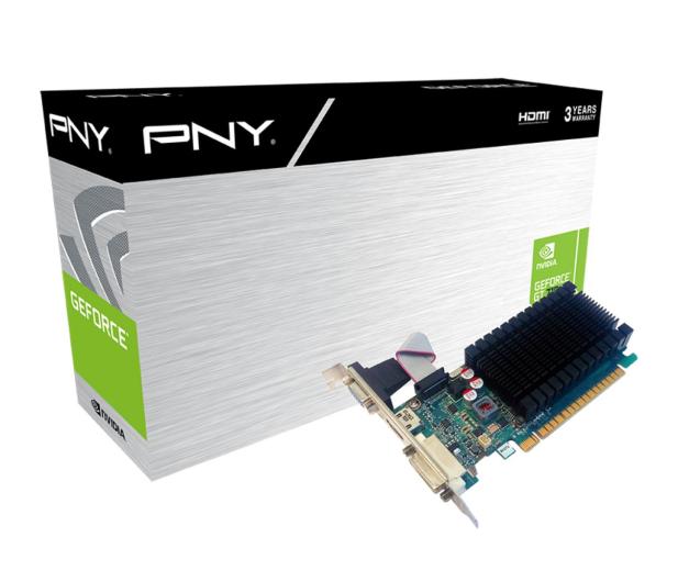 PNY GeForce GT 710 2GB DDR3 - 492488 - zdjęcie
