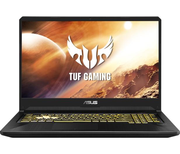 ASUS TUF Gaming FX705DT R5-3550H/8GB/512 120Hz - 533782 - zdjęcie 2