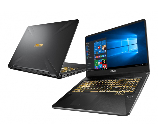 ASUS TUF Gaming FX705DU R7-3750H/16GB/512+2TB/Win10 - 492957 - zdjęcie