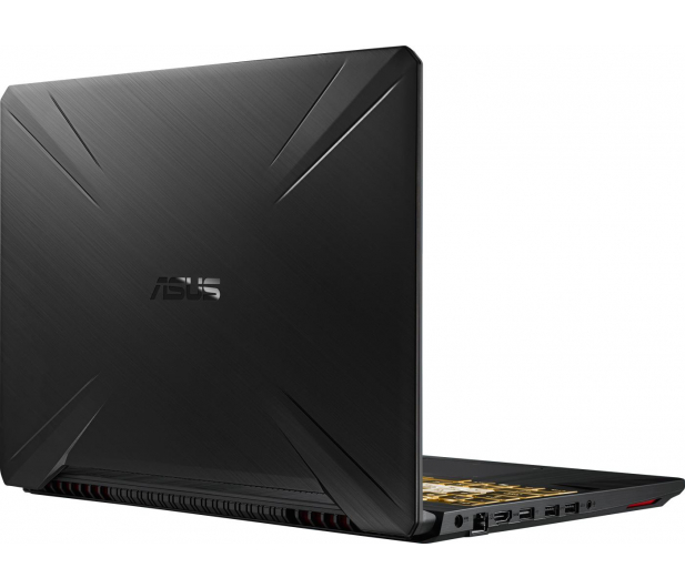 ASUS TUF Gaming FX505 R7-3750H/8GB/512+1TB/Win10X - 497341 - zdjęcie 8