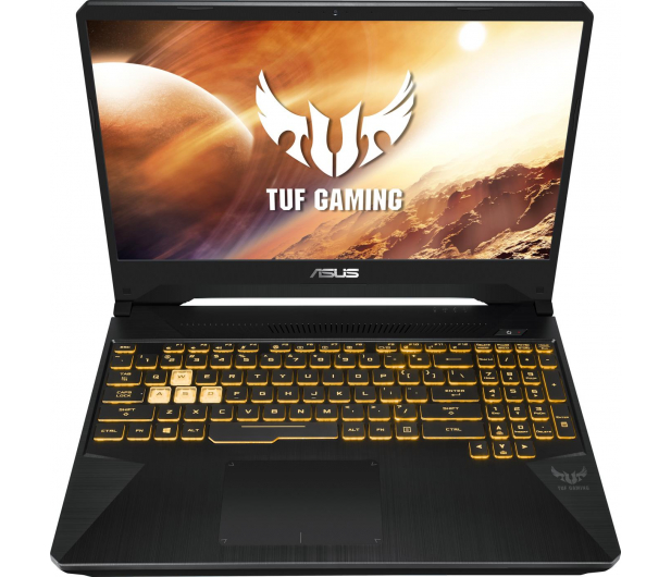 ASUS TUF Gaming FX505 R7-3750H/8GB/512+1TB/Win10X - 497341 - zdjęcie 7