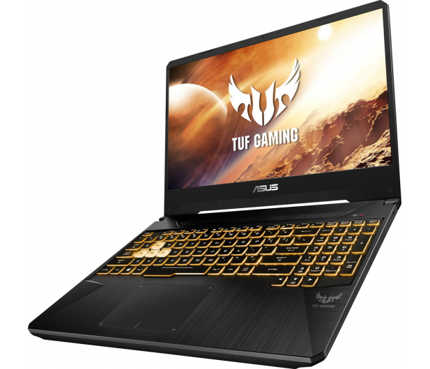 ASUS TUF Gaming FX505DT R5-3550H/8GB/512+1TB - 492735 - zdjęcie 9