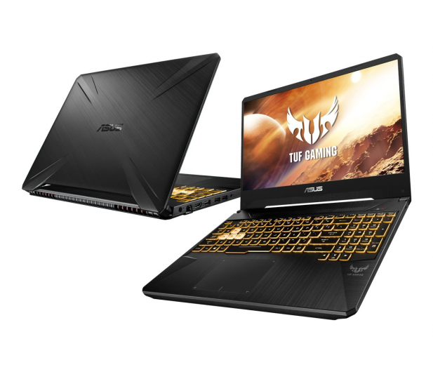 ASUS TUF Gaming FX505DT R5-3550H/8GB/512+1TB - 492735 - zdjęcie