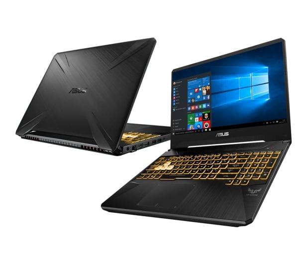 ASUS TUF Gaming FX505 R7-3750H/8GB/512+1TB/Win10X - 497341 - zdjęcie