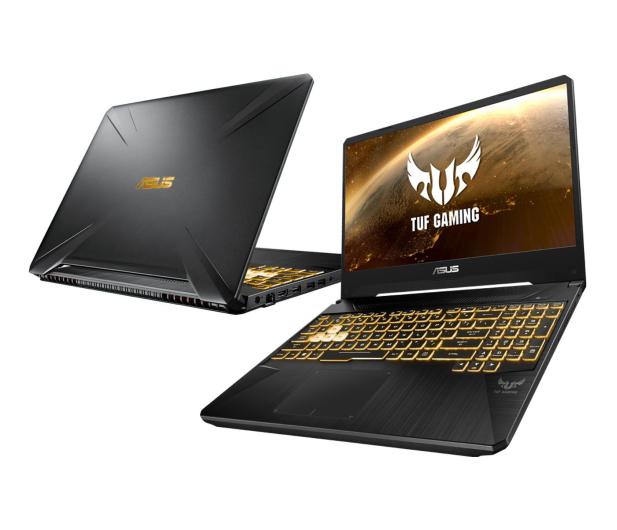 ASUS TUF Gaming FX505DT R7-3750H/16GB/512+1TB - 569689 - zdjęcie