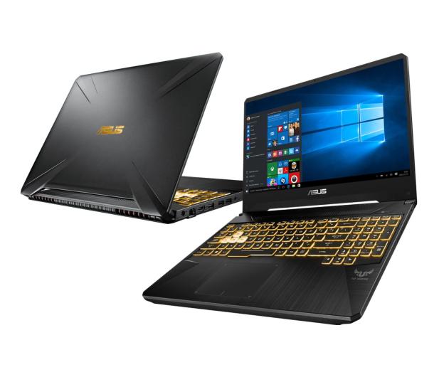 ASUS TUF Gaming FX505DU R7-3750H/16GB/512/Win10 - 492768 - zdjęcie