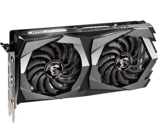 MSI GeForce GTX 1650 GAMING X 4GB GDDR5 - 492790 - zdjęcie 2