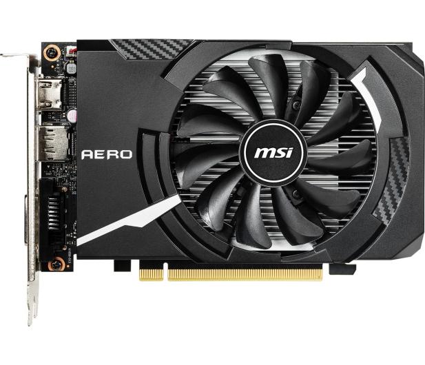 MSI GeForce GTX 1650 AERO ITX OC 4GB GDDR5 - 492792 - zdjęcie 3